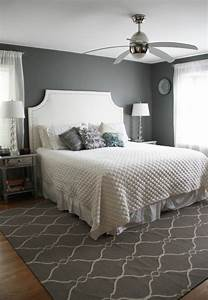 Schlafzimmer Design Grau : schlafzimmer farbideen seien sie kreativ bei der farbauswahl ~ Markanthonyermac.com Haus und Dekorationen