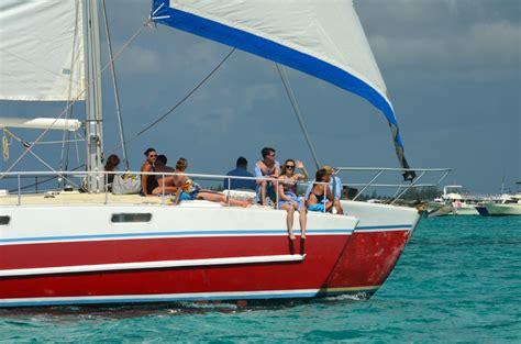 Catamaran Snorkeling Grand Cayman by Stingray City Trimaran Grand Cayman Charters Snorkeling
