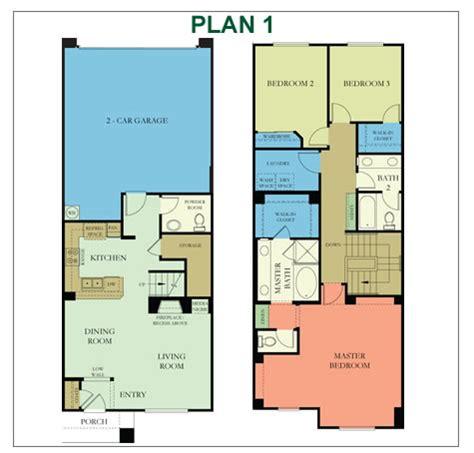 fair oaks walk phase 1 floor plans