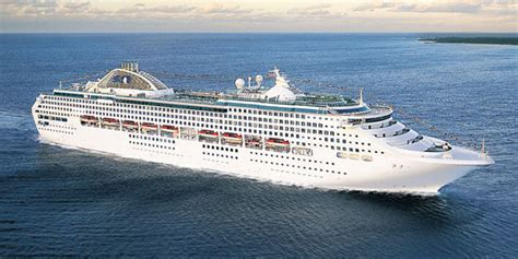 Princess Cruises Renueva El Sun Princess