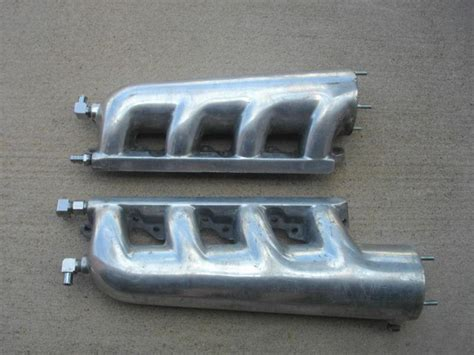 Aluminum Boat Exhaust Manifolds by Sell Gale Banks Harman Marine Exhaust Manifolds Big Block