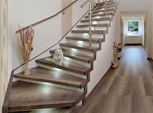 Holz Treppenstufen Erneuern : die besten 25 treppe renovieren ideen auf pinterest treppen wei e treppe und haus renovieren ~ Markanthonyermac.com Haus und Dekorationen