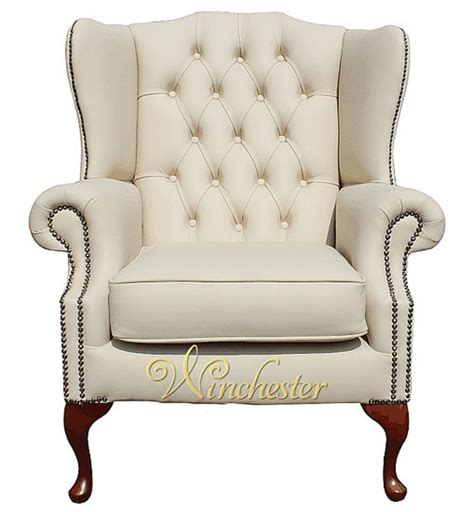 Back Chair Uk by Chesterfield Highclere Flat Wing High Back Wing