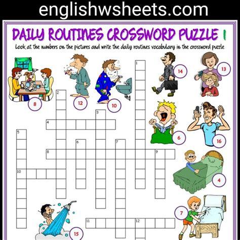 Best 25+ Printable Crossword Puzzles Ideas On Pinterest  Kids Crossword Puzzles, Word Puzzles