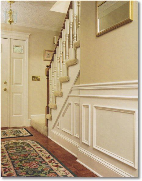 Install A Traditional Chair Rail And Wainscot  You Can Do