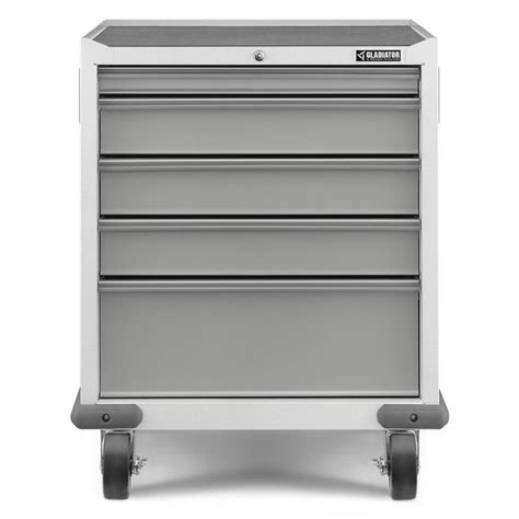 shop gladiator 28 in w x 34 5 in h x 25 in d steel freestanding garage cabinet at lowes