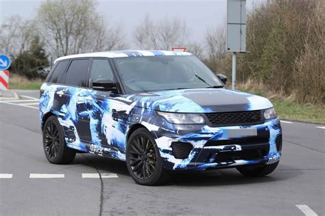 range rover sport svr fastest production suv around