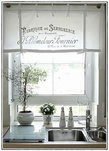 Ideen Fürs Küchenfenster : die besten 25 gardinen f r kleine fenster ideen auf pinterest gardinen f r k che gr n ~ Markanthonyermac.com Haus und Dekorationen