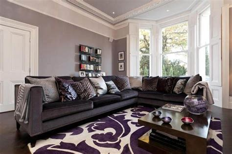 purple and gray living room ideas home decor inspiration