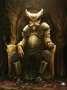 Great horned duke of Boscol by Reicheran on DeviantArt