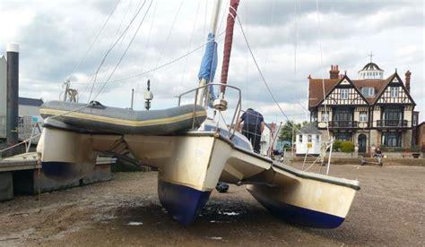 Catamaran Trailer For Sale Uk by Telstar 26 Mkii For Sale Uk Telstar Boats For Sale