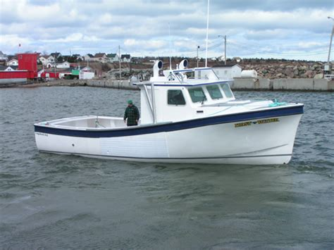 Long Beach Fishing Boat by Welcome To Long Beach Boatbuilding Ltd