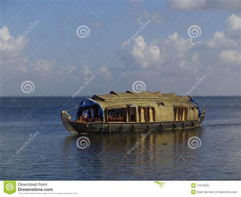 Kerala Boat House Vector by House Boat In Kerala Stock Photo Image 17610020