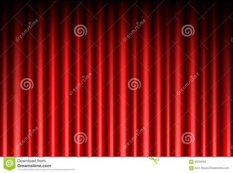 rideau de fond illustration de vecteur image 63528163