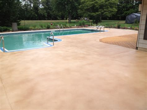 pool deck resurfacing products