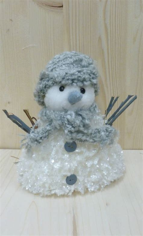 bonhomme neige dcoratif dz0006