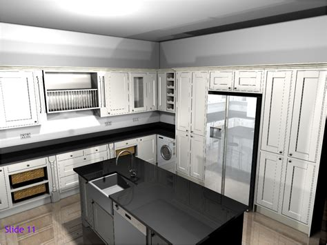 Independent Kitchen Design Example Project 2
