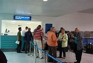 Visa on arrival at Vietnam airports