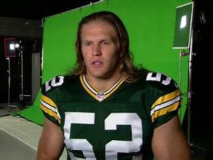 Nbc Sunday Night Football: Clay Matthews Green Bay Packers ...