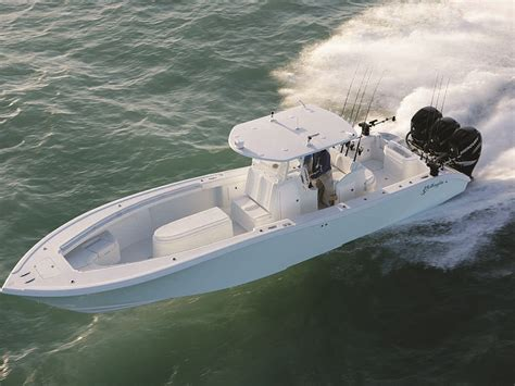 Dream Guide Boat by Dream Catcher Charters Is Getting A New Yellowfin 36