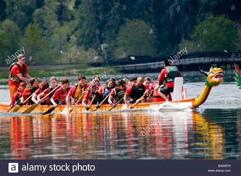 Dragon Boat Racing Kingston 2018 by Dragon Boat Race On Capitol Lake In Olympia Washington