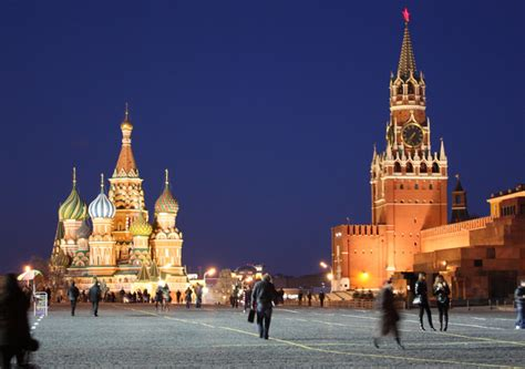 Moscow Red Square by Red Square Kremlin Tour