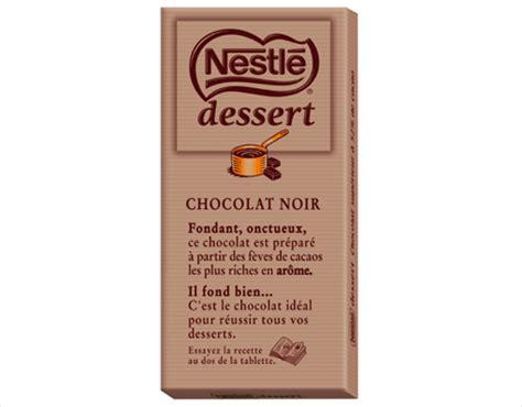 tablette chocolat nestl 233