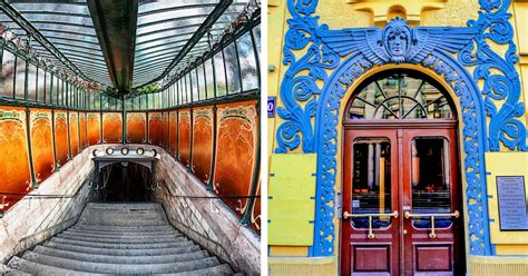 nouveau architecture great exles how it differs from deco