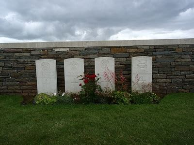 Serre Road Cemetery by Serre Road Cemetery No 3 Pas De Calais France
