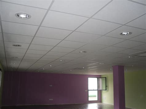 cuisine ment poser un faux plafond sur ossature m 195 169 tallique leroy merlin faux plafond platre