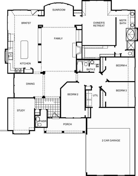 cbell floor plan by david weekley homes house n 225 pady p 244 dorysy a domov