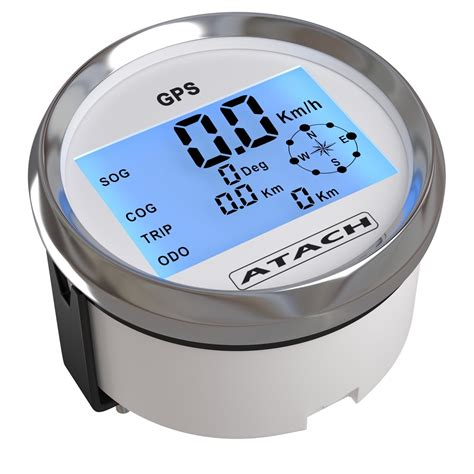 Gps Boat Speedometer by Best Boat Speedometer 2017 Gps And Manual Pitot Gauges