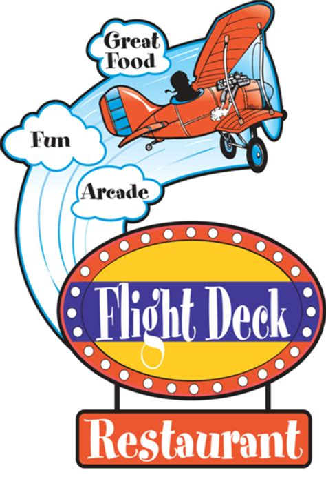 flight deck restaurant in south carolina