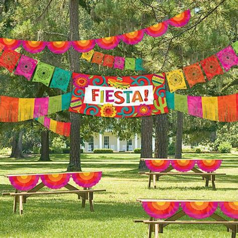 25 best ideas about mexican decorations on