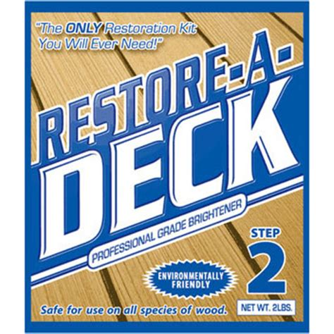 composite deck olympic premium composite deck cleaner