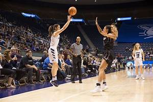 BYU women's basketball heats up in 65-47 victory over ...