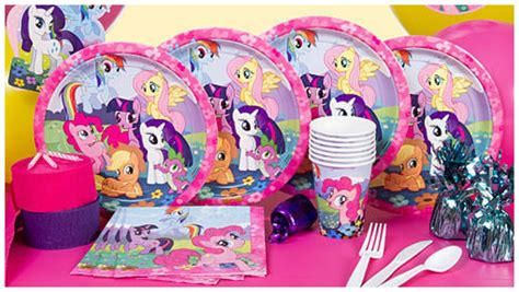 My Little Pony Party Planning, Ideas & Supplies