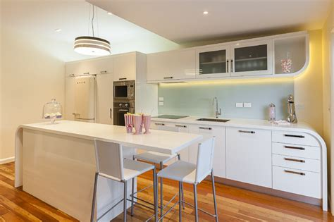 deco renovation contemporary kitchen other metro by mal corboy design