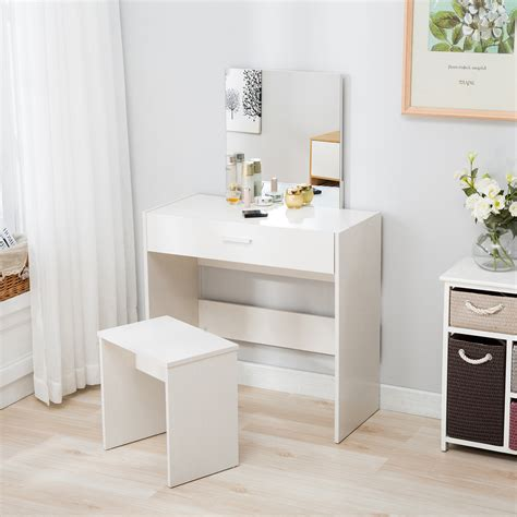 White Vanity Dressing Desk Makeup Table And Stool Set. Conference Table Height. Game Tables. How Much Is A Foosball Table. Queen Bed Frames With Storage Drawers. Plastic Table Cover Rolls. High Top Tables For Sale. Smart Desk. Jewelry Drawer Insert