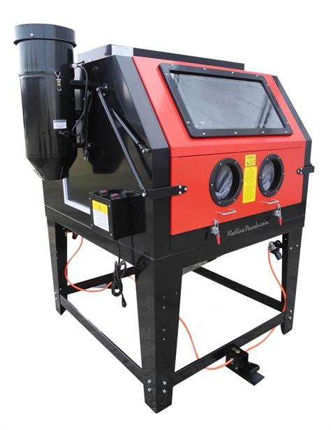 new redline re270 dual series abrasive sand blaster