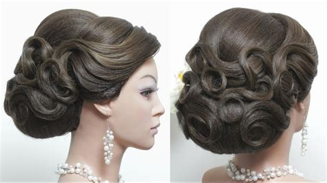Wedding Hairstyles Long Hair Step By Step Bridal Hairstyle For Long Hair Tutorial Wedding Updo Step Short Punk Hairstyles Tumblr For Hair Ladies Unique Half Up Diy Tie Holder Different With Beads New Gw2 Zip Care Herbs Dyed Washing