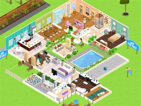 Design Your Dream House Game  Homes Floor Plans