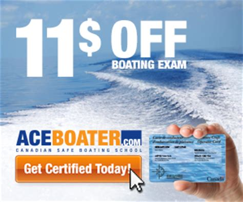 Alabama Fine For No Boating License by Get 11 Off Today Boaters Test Coupon Code 2015