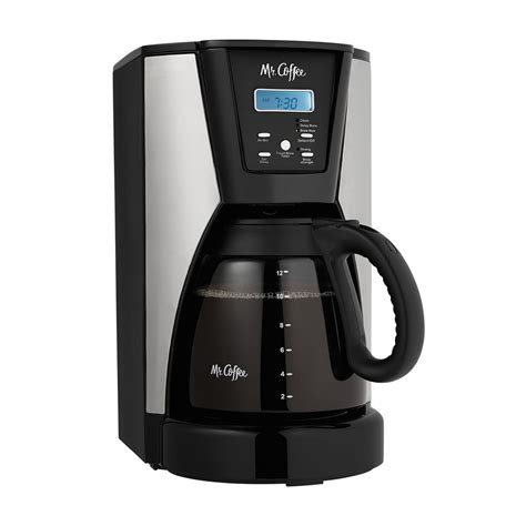 Mr. Coffee® 12 Cup Programmable Coffee Maker, BVMC IMX41 BVMC IMX41   Mr. Coffee