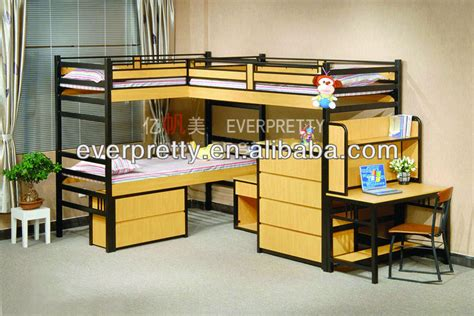 bunk beds with three beds wooden bed with drawers deck bed buy bunk beds