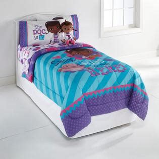 disney doc mcstuffins s sheet set