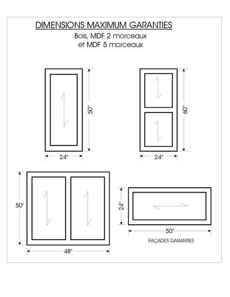 hauteur fenetre standard design d int 233 rieur et id 233 es de meubles