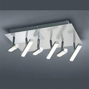 Deckenlampe Mit Led : led deckenlampe mit integriertem dimmer ~ Whattoseeinmadrid.com Haus und Dekorationen