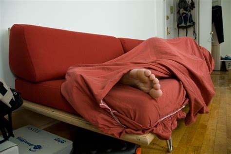 Couch Surfing On The Rise Among The Homeless  Nadia Wu