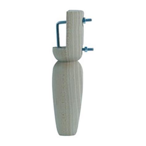pied olive sommier h230 mm 216 58 mm brut castorama